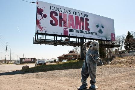 SHAME Billboard