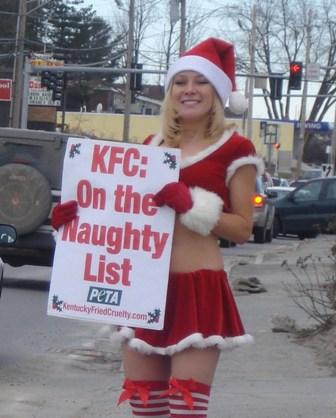 KFC Sexy Santa Demo
