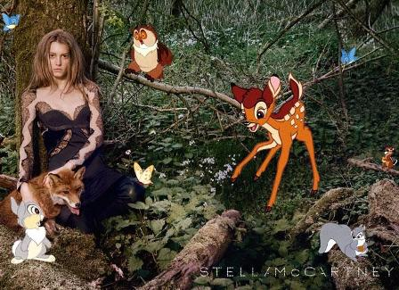 Stella McCartney Fall Ad
