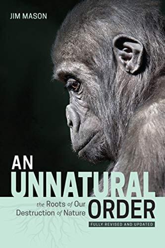 An Unnatural Order for PETA's 2021 summer reading list