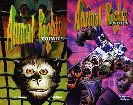 Animal Rights Comic