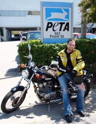 Cruelty-Free Gear for the Vegan Motorcyclist