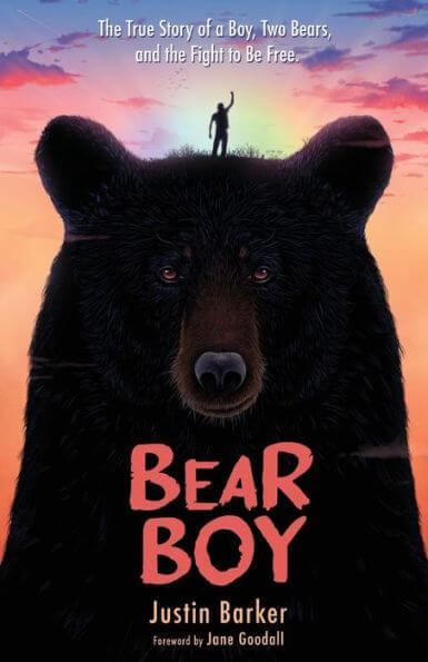 Bear Boy for PETA's 2021 summer reading list