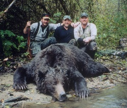 Grizzly Bear Hunters