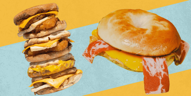 Start Your Morning Right With One of These Vegan Breakfast Sandwiches