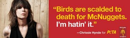 Chrissie Billboard