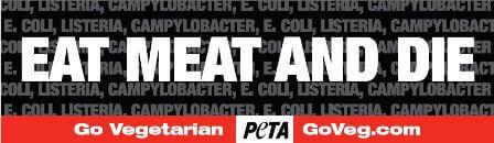 Eat Meat and Die