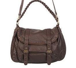 Forever 21 Downtown Shoulder Bag $32.00