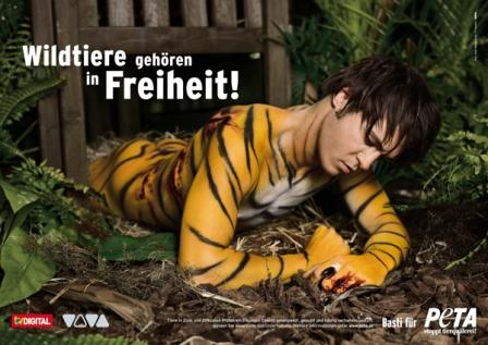 PETA Germany Ad