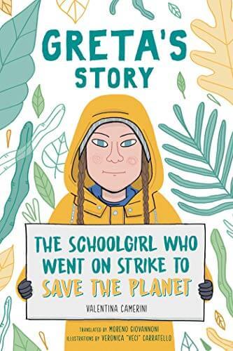 Greta's Story for PETA's 2021 summer reading list