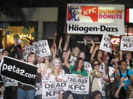 peta2 KFC Demo
