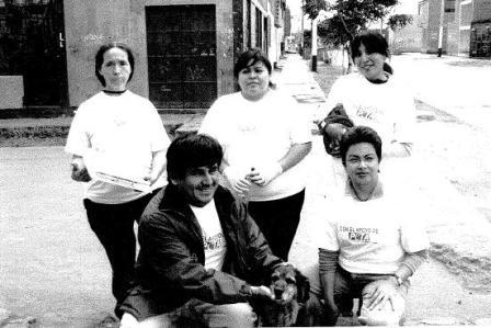 Volunteers in Peru