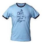 New 'Don't Test on Me' ringer T-shirt