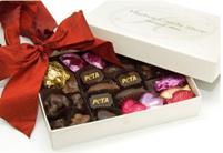 Vegan chocolates for Valentine's Day