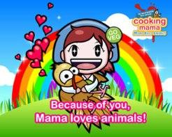Mama Loves Animals