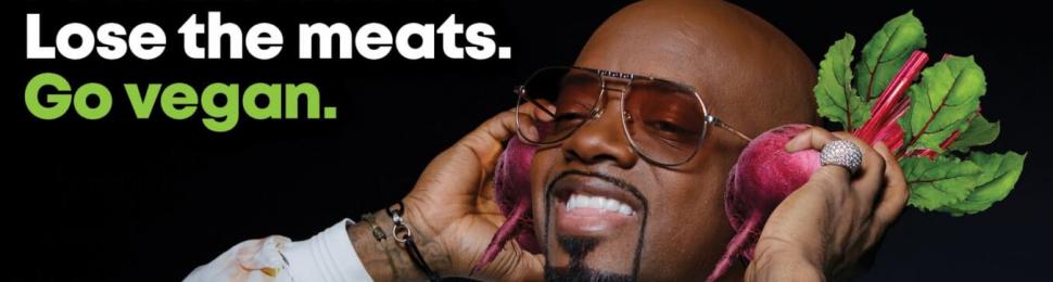 Jermaine Dupri: Feel The Beets. Lose The Meats. Go Vegan