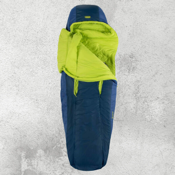 NEMO Forte Synthetic Vegan Sleeping Bags