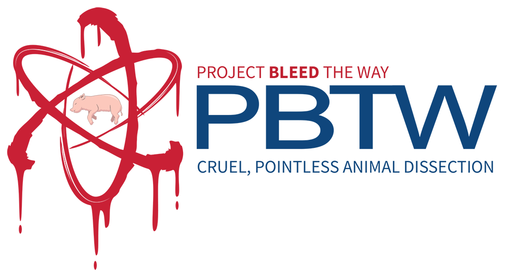 Project Bleed the Way logo