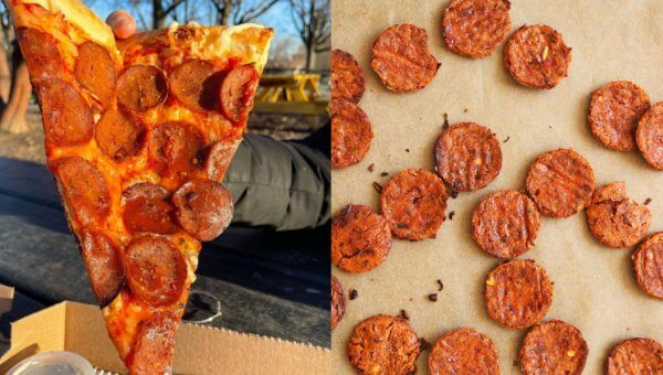 Add Extra Pep to Your Pizza With These Vegan Pepperoni Brands