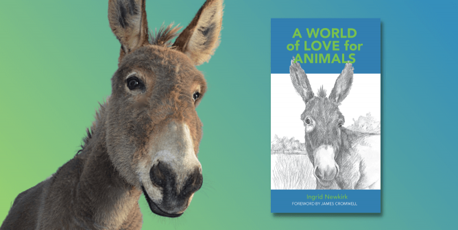 'A World of Love for Animals' Is This Summer's Inspirational Book