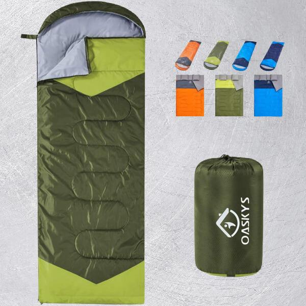 oaskys vegan sleeping bag