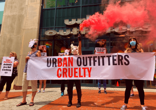 The Face of Fashion Is Fear. Urban Outfitters Brands Must Change!