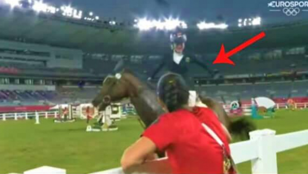 Urge the International Olympic Committee to Ban All Equestrian Events