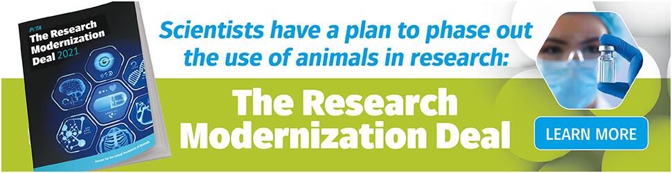 The Research Modernization Deal