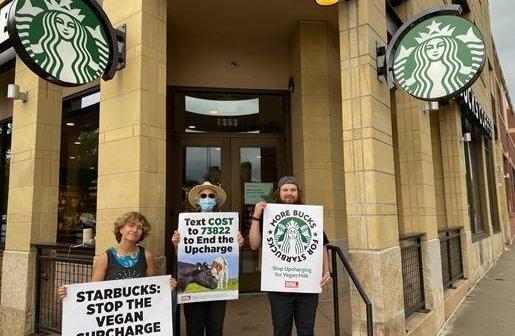 Students Unite to Demand That Starbucks Remove Vegan Milk Surcharge