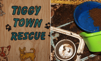 PETA Exposes Starving, Dead Animals at Yet Another 'Rescue'