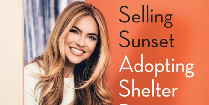 Chrishell Stause: Selling Sunset Adopting Shelter Dogs
