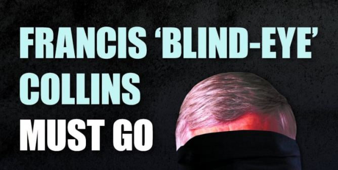 Francis 'Blind-Eye' Collins Must Go