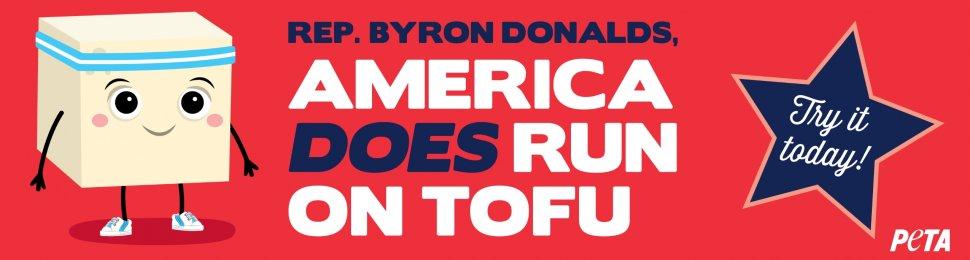 America Does Run On Tofu