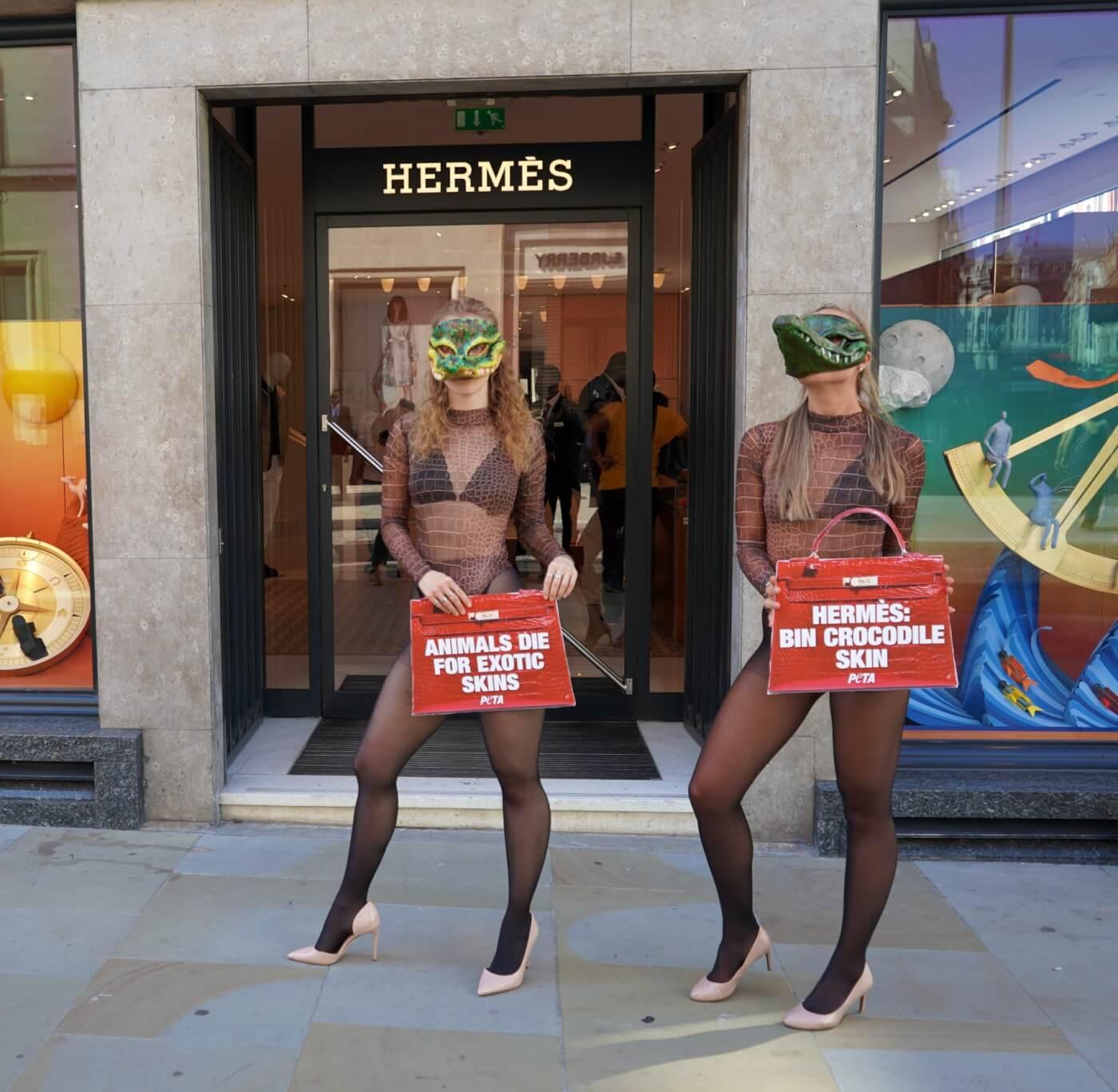 london hermes ban exotic skins demo