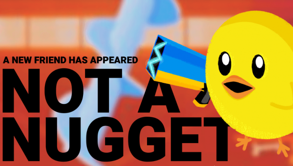 Gamers and PETA Supporters, Unite! Call On Nintendo to Add 'Not a Nugget' to Smash Bros.