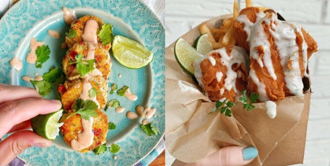 Vegan Seafood Brands Offer a Taste of the Ocean Without the Suffering