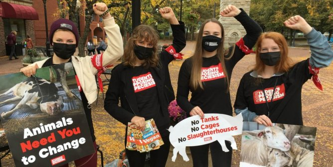 Join Students Opposing Speciesism, the Revolt Against Human Supremacy