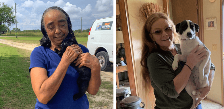PETA Sterilizes Torch and Layla