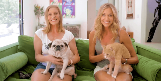 Earth to Everyone: These 'Battlestar Galactica' Heroes Want YOU to Adopt, Never Shop!