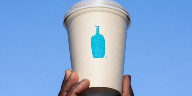 Blue Bottle Coffee Testing Oat Milk as the Default Option at Two Locations