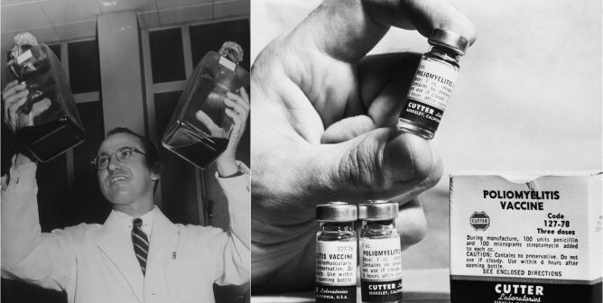 Vivisectors' Russian Roulette: The History of the Polio Vaccine