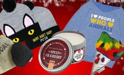 The PETA Shop: 'Tis the Season