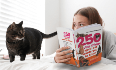 Cat 'Auntie' Reveals What Your Cat Is Really Thinking