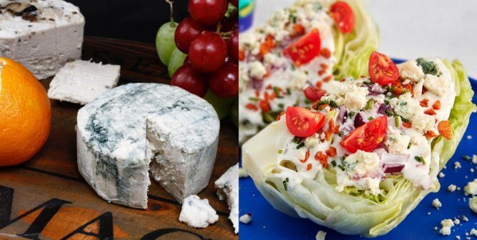Don't Be Blue—Try These Tangy Vegan Blue Cheese Products