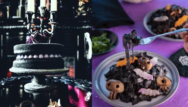 Vegan Goth Foods That Are as Dark as Your Soul